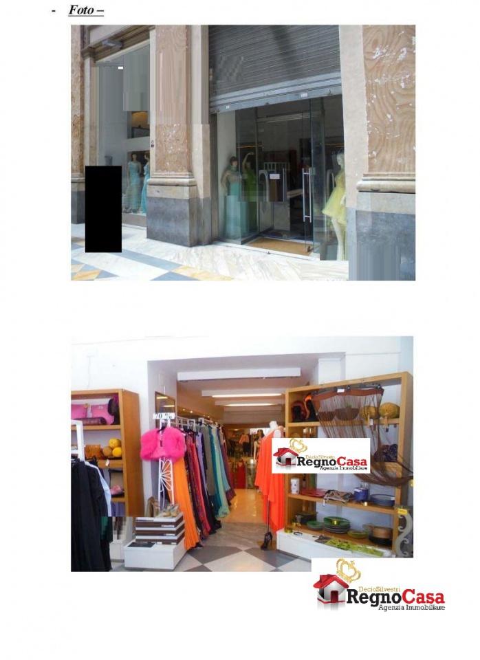 Locale Commerciale in Vendita NAPOLI