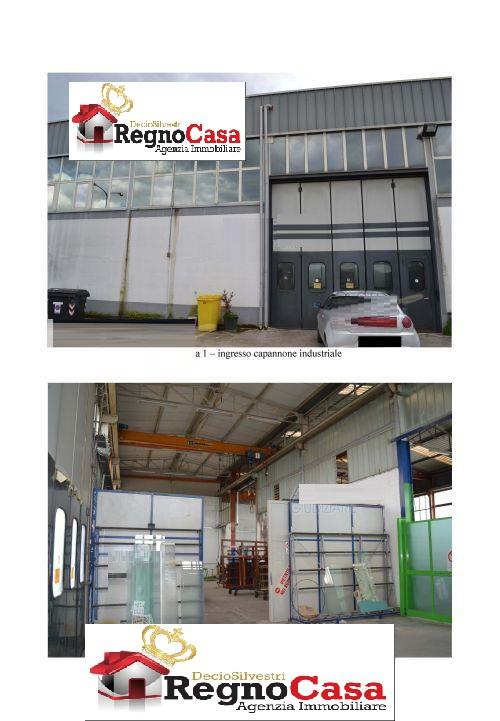 Capannone Industriale MARIGLIANO 2778415 VIA SENTINO