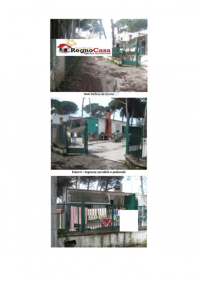 Vendita Villa singola CASTEL VOLTURNO