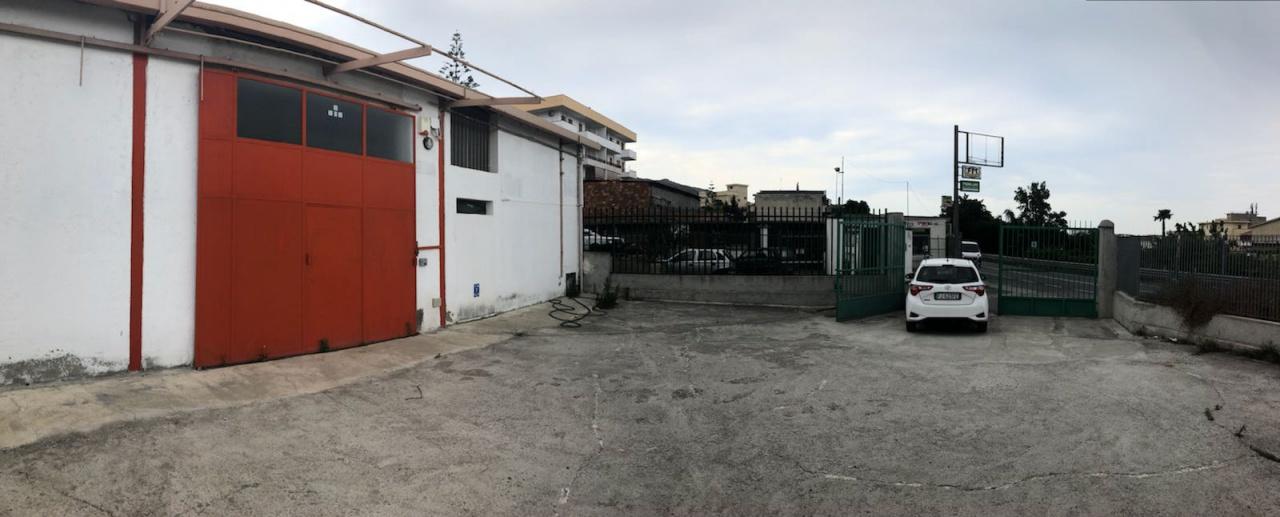 Capannone Industriale REGGIO CALABRIA LR15196