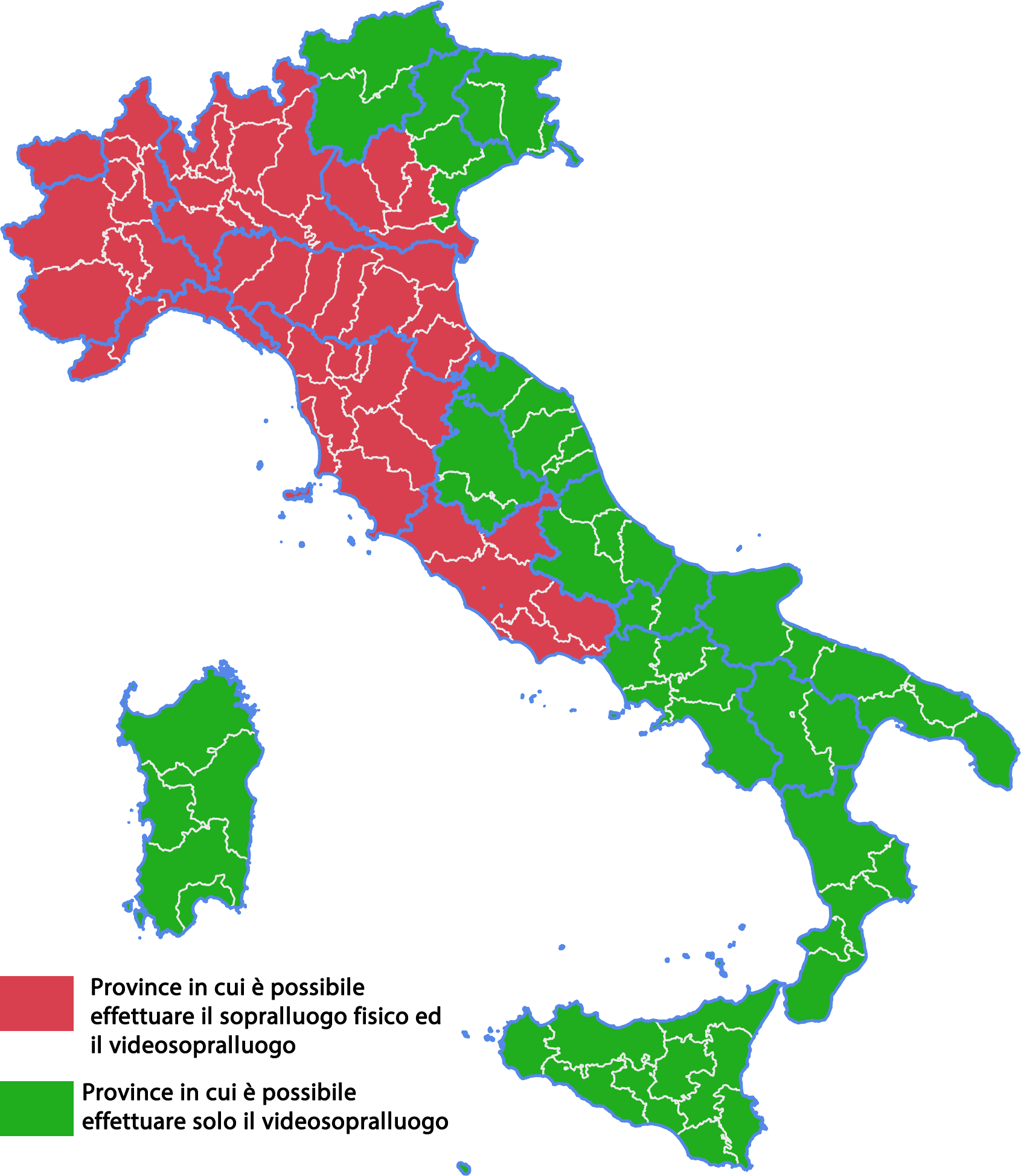 Italia provincie
