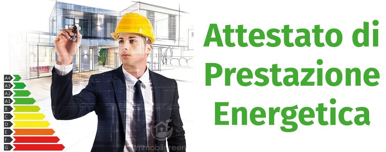 Come avere l' Attestato Prestazione Energetica