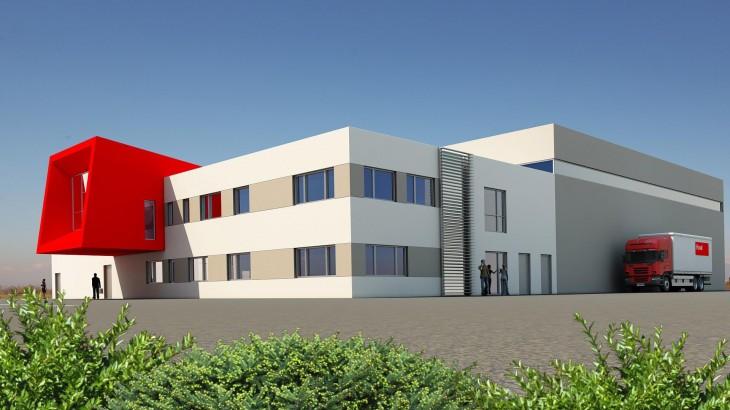 Nuova Sede Casa Hoval in Bioedilizia