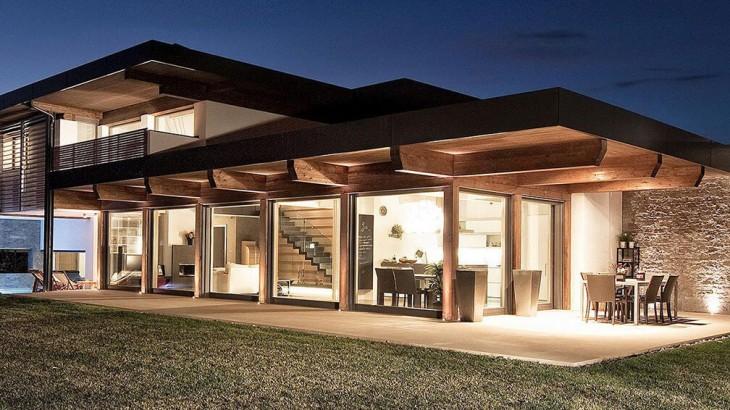 migliori costruttori di case prefabbricate in legno in
