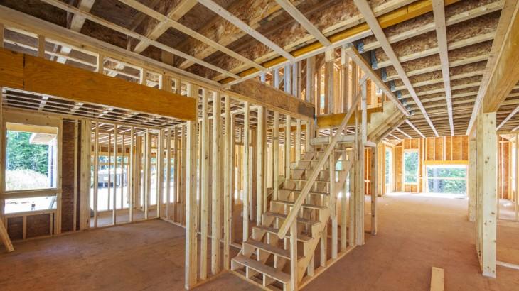 Sistema a Telaio per la Costruzione di Case in legno