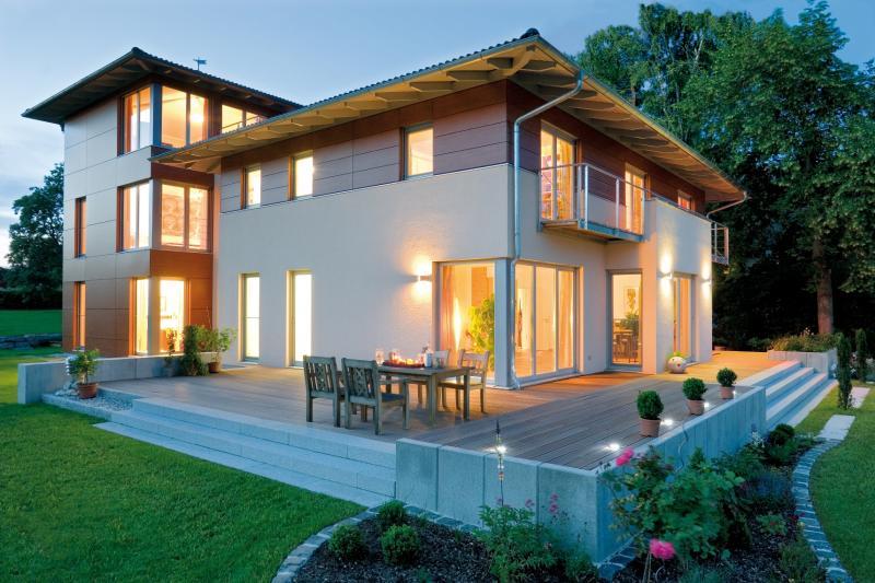 Casa in Legno Julia Design Haus Italia
