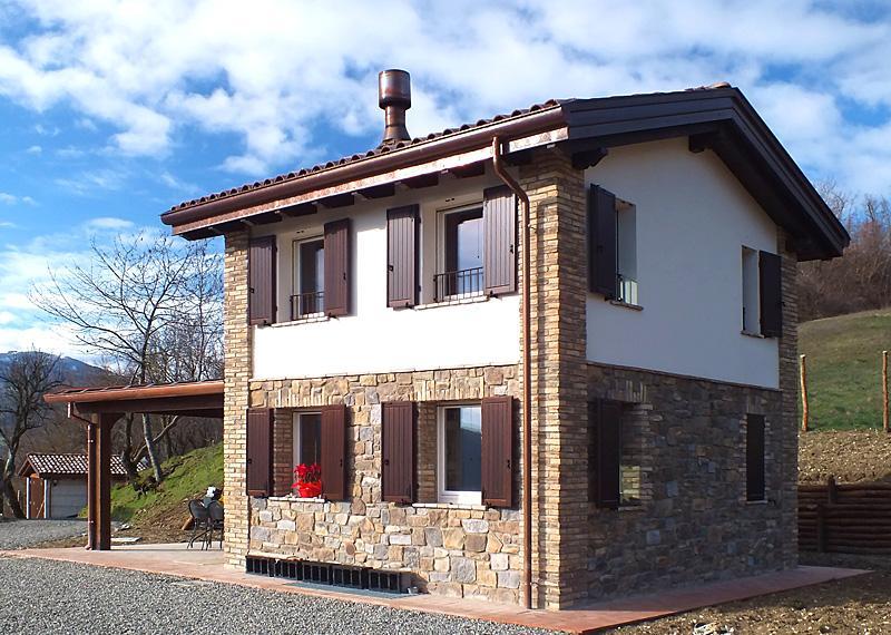 Casa in Legno Langhirano Nordhaus