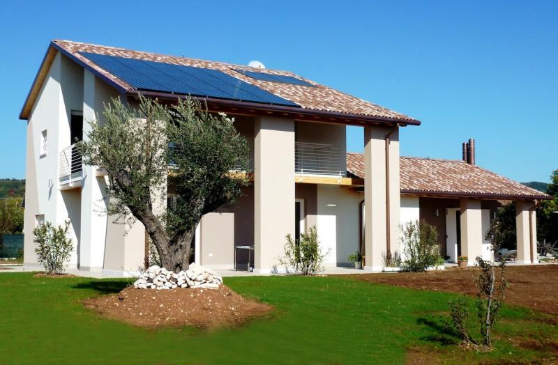 Casa in Legno Montebelluna Bio House