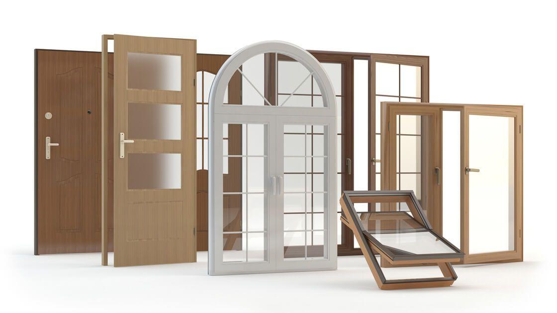 Come scegliere porte e infissi di una casa in legno for Infissi esterni in legno