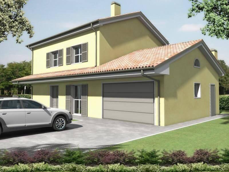 Villa all'italiana
