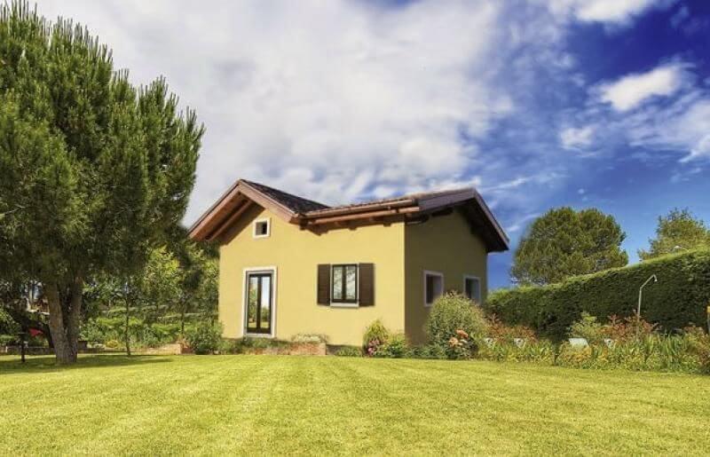 Le 10 case prefabbricate pi cercate su immobilgreen for Casa in legno tradizionale