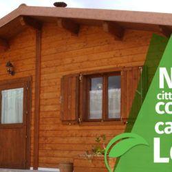 Norcia: i cittadini cominciano a comprare casette in legno