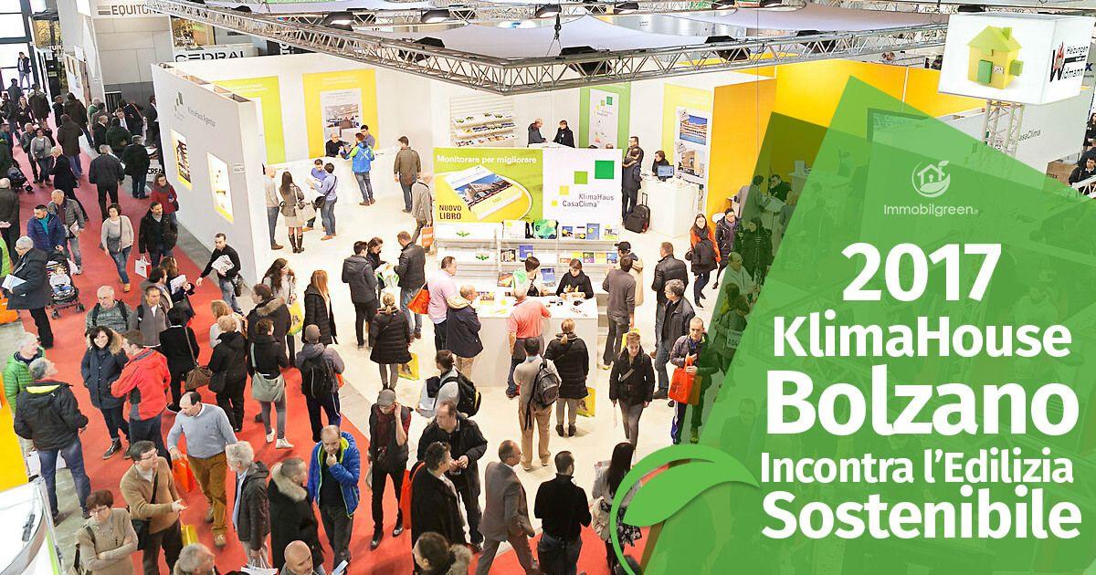KlimaHouse 2017: Fiera dell'edilizia sostenibile