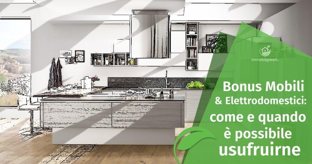 Bonus Mobili ed Elettrodomestici 2017