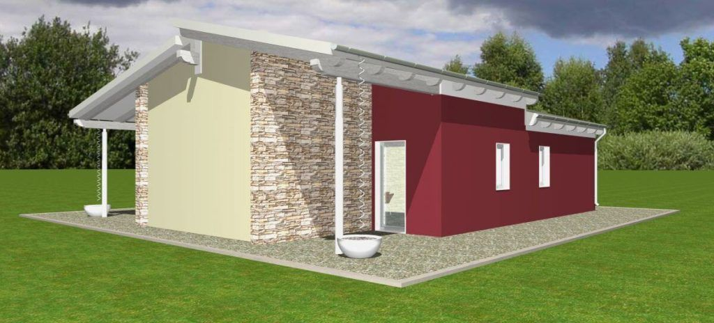Wood House_ Casa Moderna
