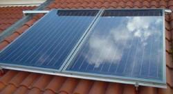 pannello Solare Termico piano vetrato