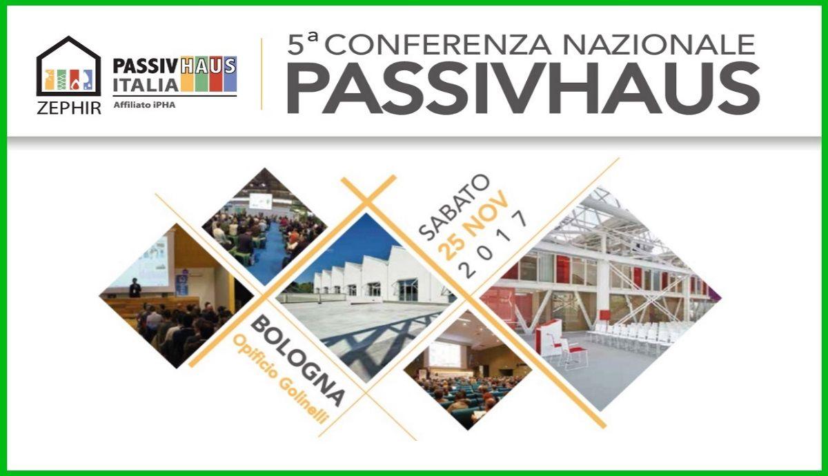 5^Conferenza Nazionale Passivhaus_copertina