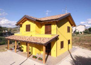 Casa in Legno Prefabbricata - Grezzo Avanzato
