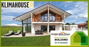 Desigh Haus Italia a Klimahouse 2018