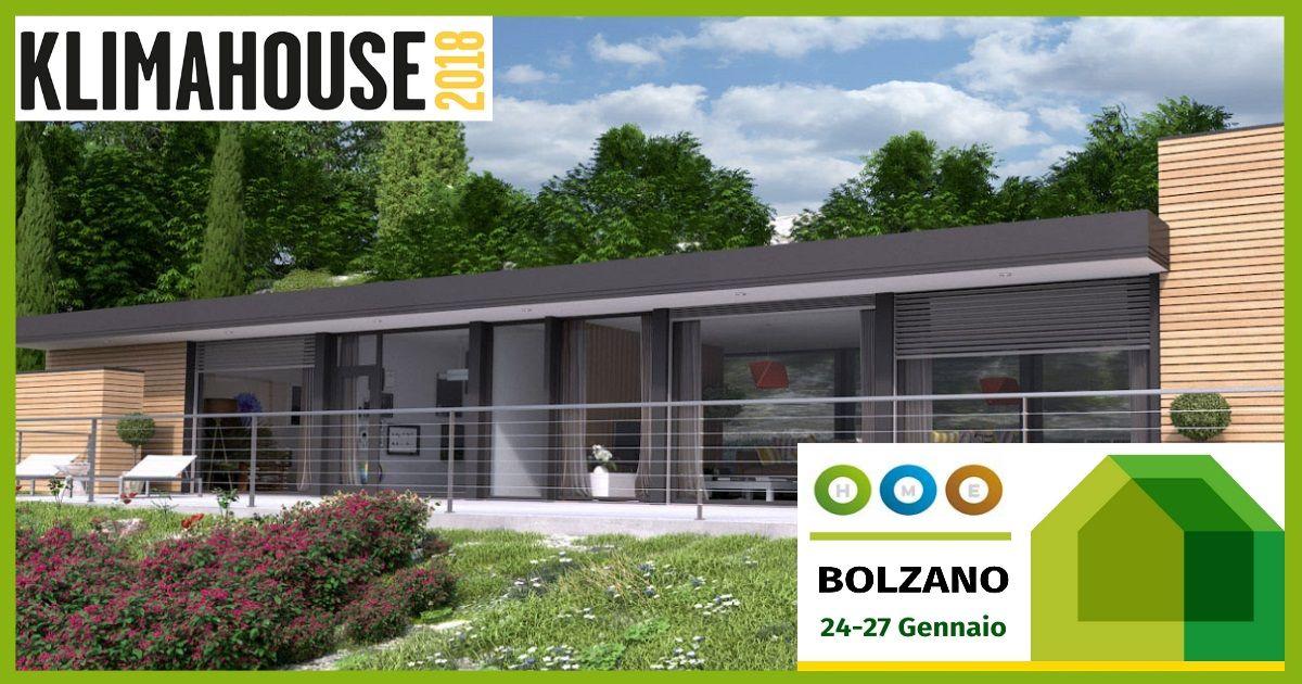 Hoome a Klimahouse Bolzano 2018