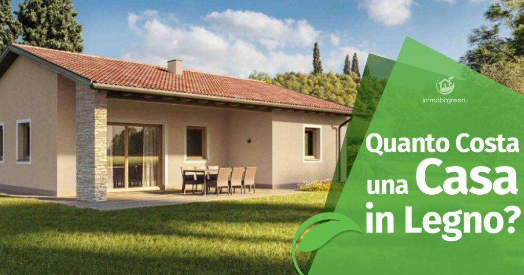 Case in legno ville prefabbricate e bioedilizia info e - Quanto costa costruire una casa al mq ...