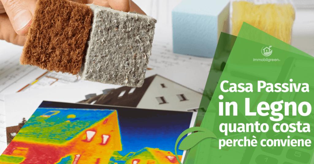 Case in legno prefabbricate prezzi modelli e costruttori - Cosa conviene per riscaldare casa ...