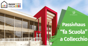 """Passivhaus """"fa Scuola"""" a Collecchio: un edificio virtuoso per una scuola migliore"""