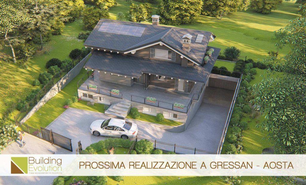 Casa a Gressan