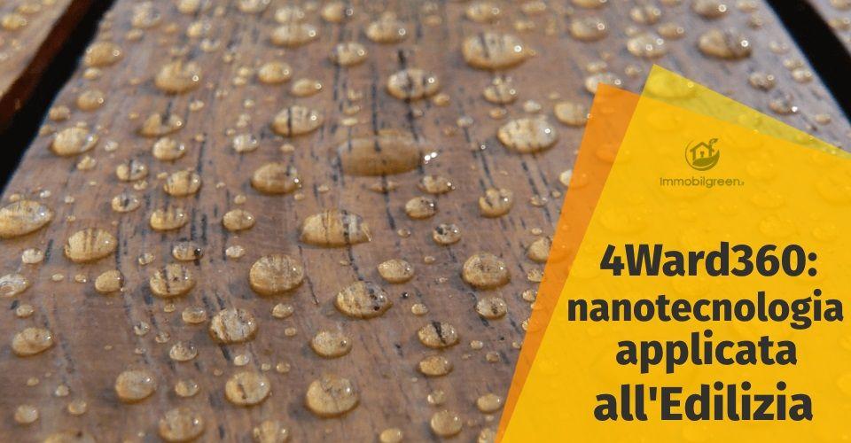 4ward360: Nanotecnologia applicata all'Edilizia