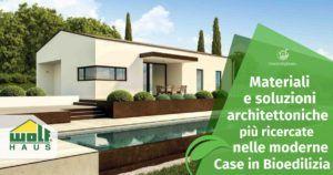 Case in Legno moderne: materiali e soluzioni più ricercate