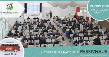 6^ Conferenza Nazionale PASSIVHAUS