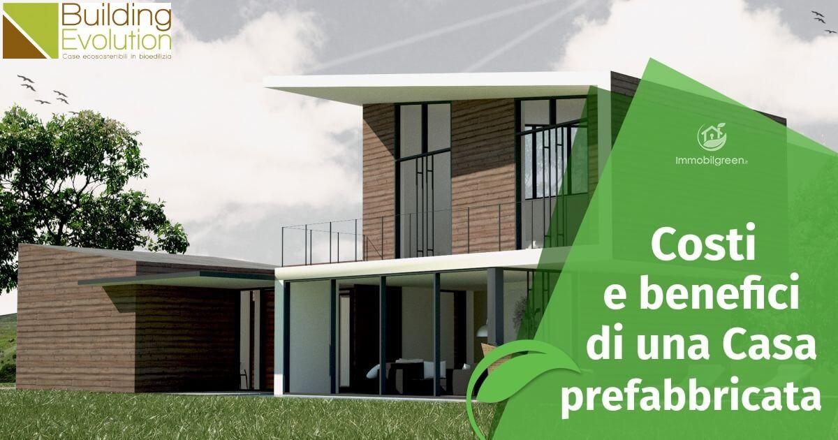 Case in legno prefabbricate prezzi modelli e aziende costruttrici - Costi di costruzione casa ...