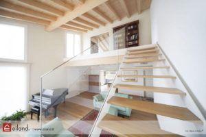 Interni Casa in legno - Eiland 2