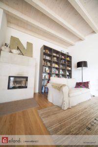 Interni Casa in legno - Eiland