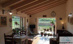 Interni Casa in legno - VilleBio