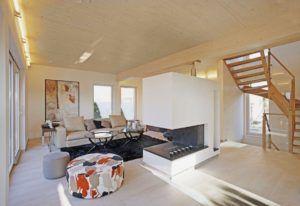 interni Casa in Legno Linea SETROS - Kampa