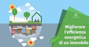 5 soluzioni per migliorare l'efficienza energetica di un immobile