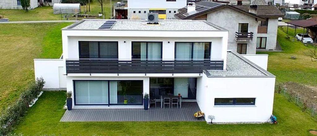 Casa in Legno by La Foca