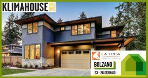 La Foca House a Klimahouse 2019
