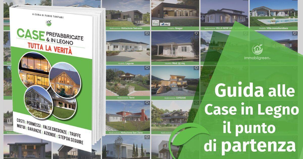 Guida alle Case in Legno di Immobilgreen.it