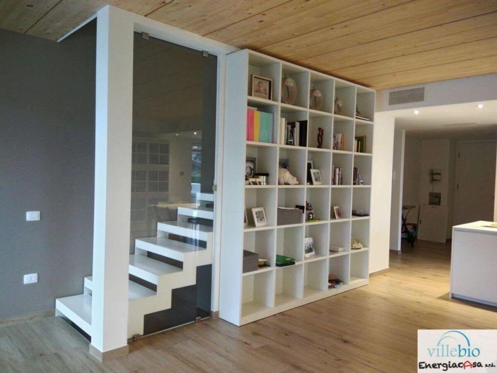 Interni Case Prefabbricate In Legno le finiture interne delle case prefabbricate in legno