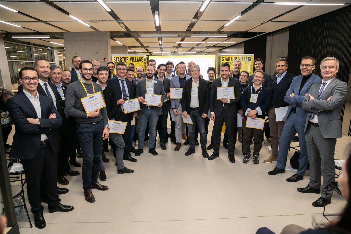 Premiazione finalisti premio Klimahouse Startup Award 2019