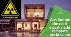 Gas Radon: che cos'è e quali rischi comporta per la salute