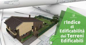 L'Indice di Edificabilità dei Terreni Edificabili
