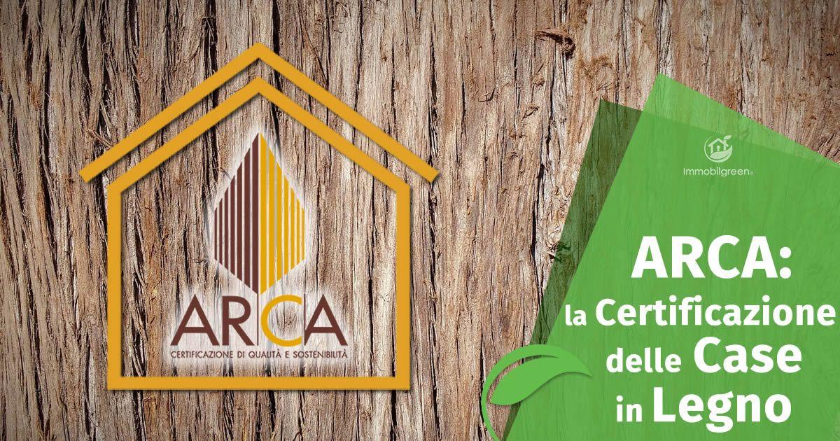 La certificazione ARCA