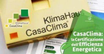 CasaClima: la certificazione dell'Efficienza Energetica