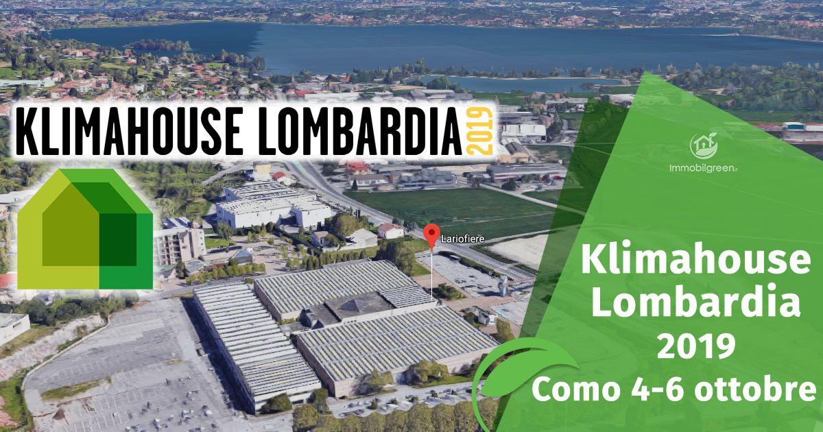 KlimaHouse Lombardia Como Casa Clima 2019