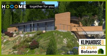Hooome a Klimahouse 2020: condividere i valori dell'abitare green