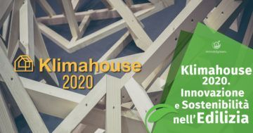 Klimahouse 2020: Innovazione e sostenibilità nell'Edilizia