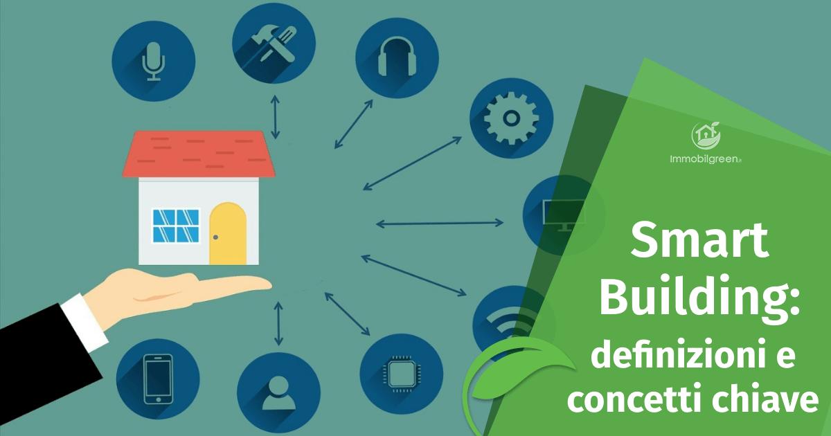 Smart Building: definizione e concetti chiave